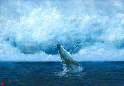 Humpback Whale Breaching 01